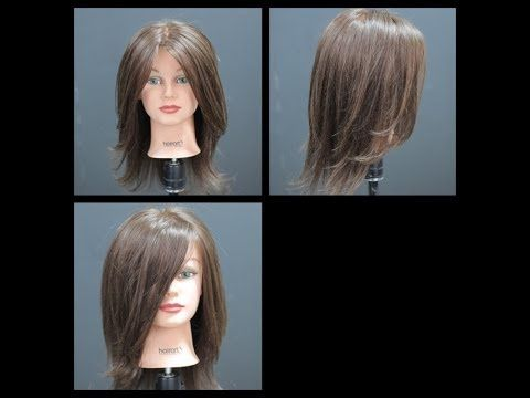 Haircut tutorial medium length layers youtube cortes haircut tutorial medium length layers youtube solutioingenieria Choice Image