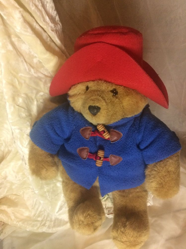 paddington bear stuffed animal # 56
