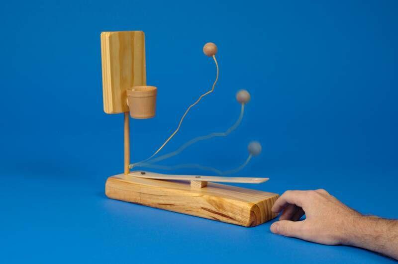 wooden trigger mechanism - Google Search