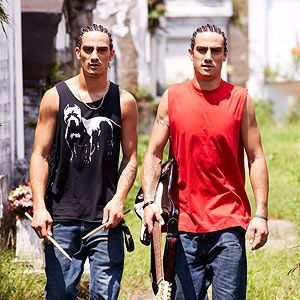 The Twins Moe And Kanani Pit Bulls Parolees Pitbulls Villalobos Rescue Center