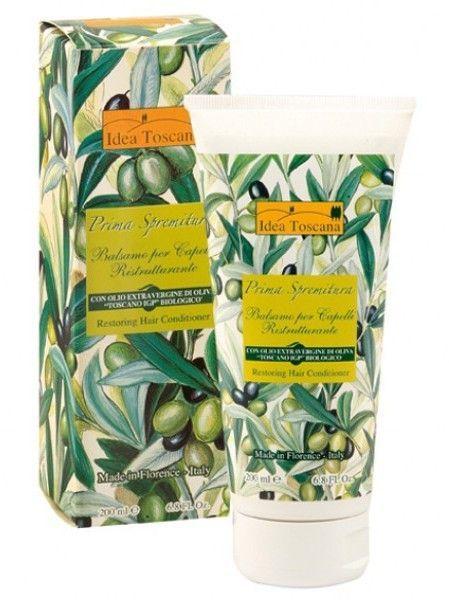 Organic Extra Virgin Olive Oil Hair Conditioner