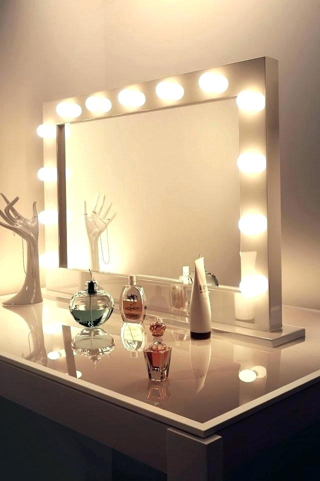 Pin by helen HH on makeup area Mirror with light bulbs