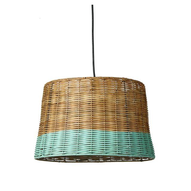 L mpara de techo egeo decoracion pinterest mimbre for Casa silvia muebles y colchones olavarria buenos aires