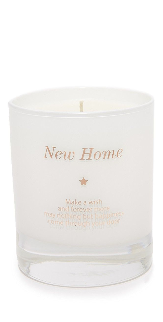 Make a Wish in Your New Home Candle | Boutique and House