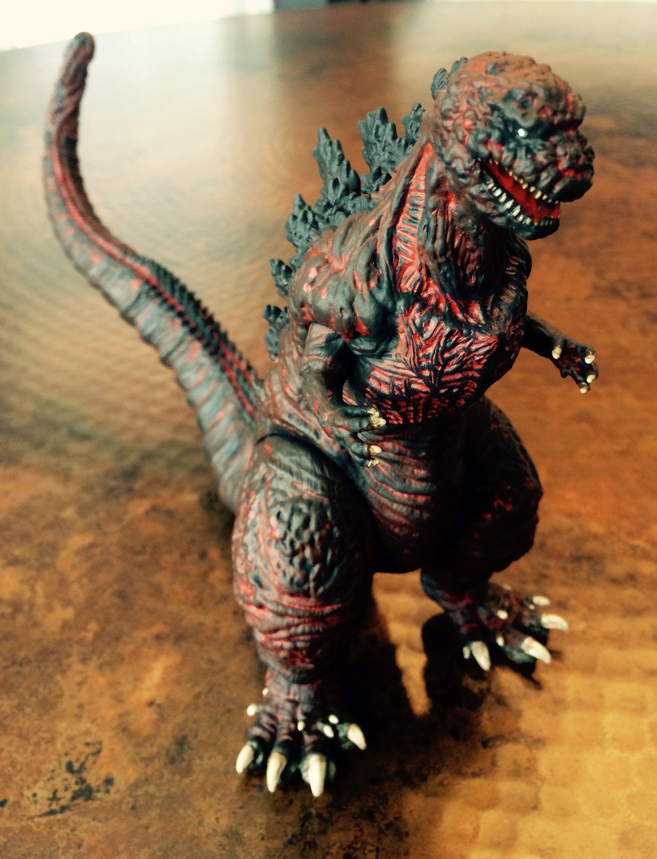 Bandai Godzilla Resurgence (final form) AKA Shin