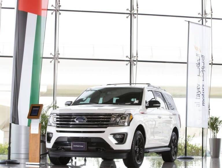 Al Tayer Motors The Official Importer And Dealer For Ford Vehicles Has Launched A Special Edition Of The 2019 Ford Expedition N Ford Expedition Car Ford Ford