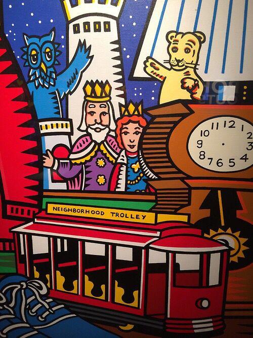 Mr Rogers Mr Rogers Mister Rogers Neighborhood Pop Art