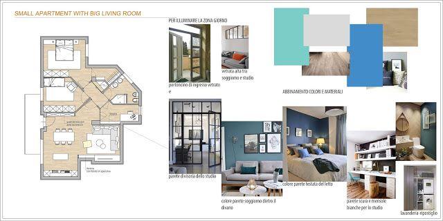 ARREDAMENTO E DINTORNI: progetto ristrutturazione appartamento ...