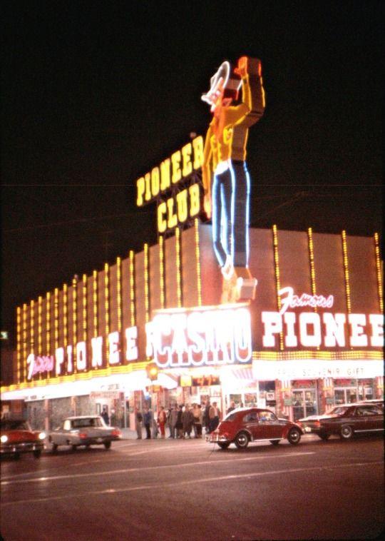 Las Vegas. Pioneer Club, 1965