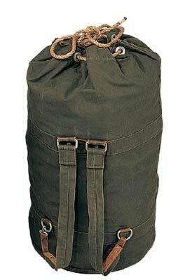 Nato Heavy Canvas Duffle Bag