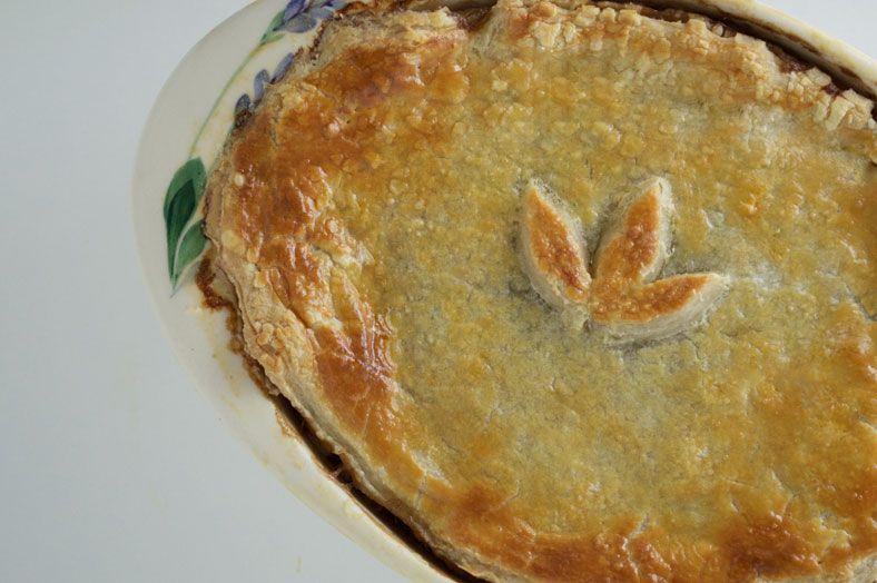 Ale-Braised Scottish Steak Pie | Recipe | Braised steak ...
