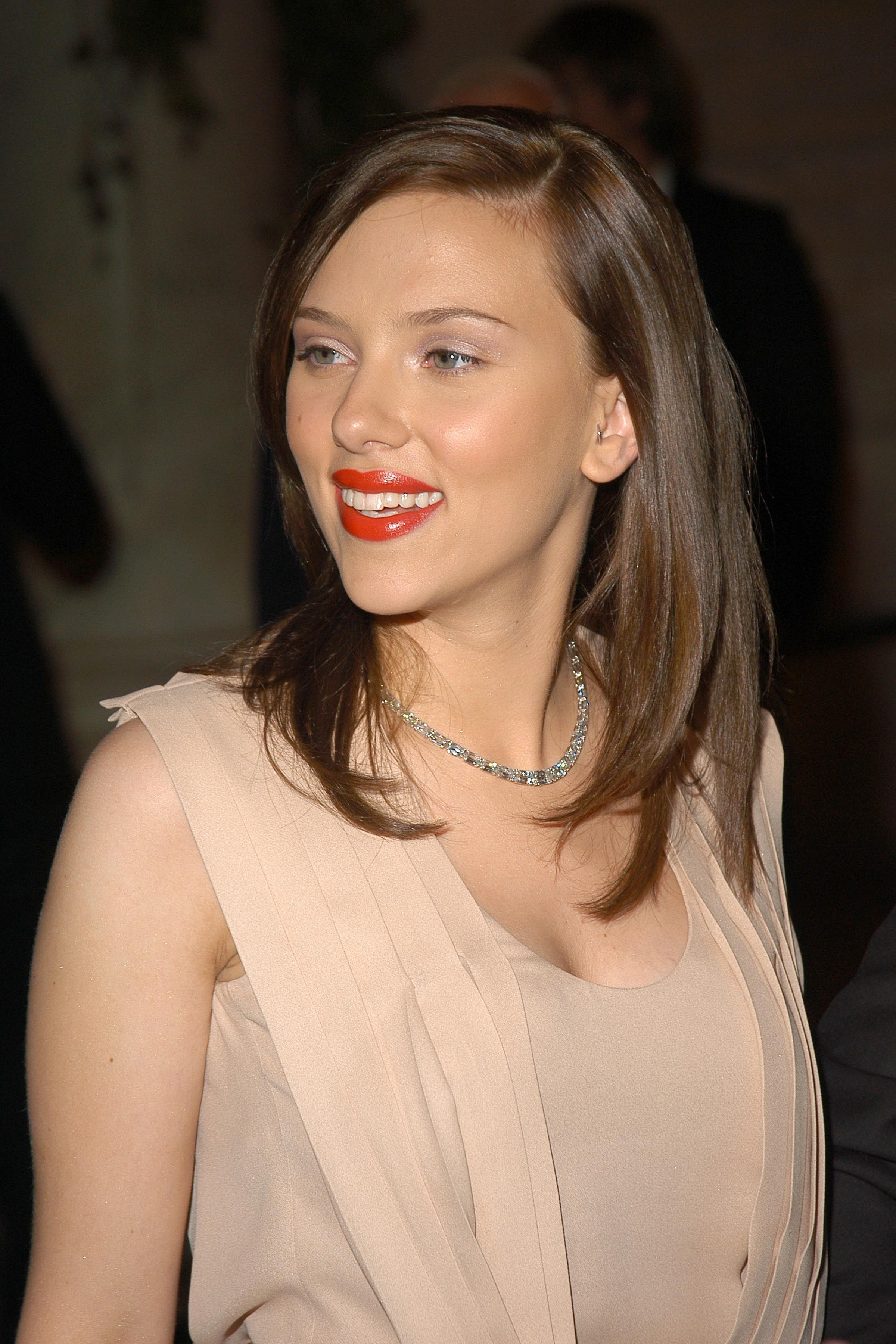 Scarlett Johansson Scarlett johansson