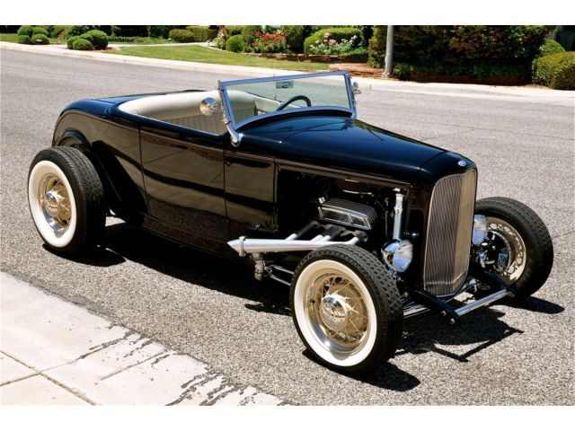 1932 Ford Roadster Classic Highboy Roadster 32 Ford