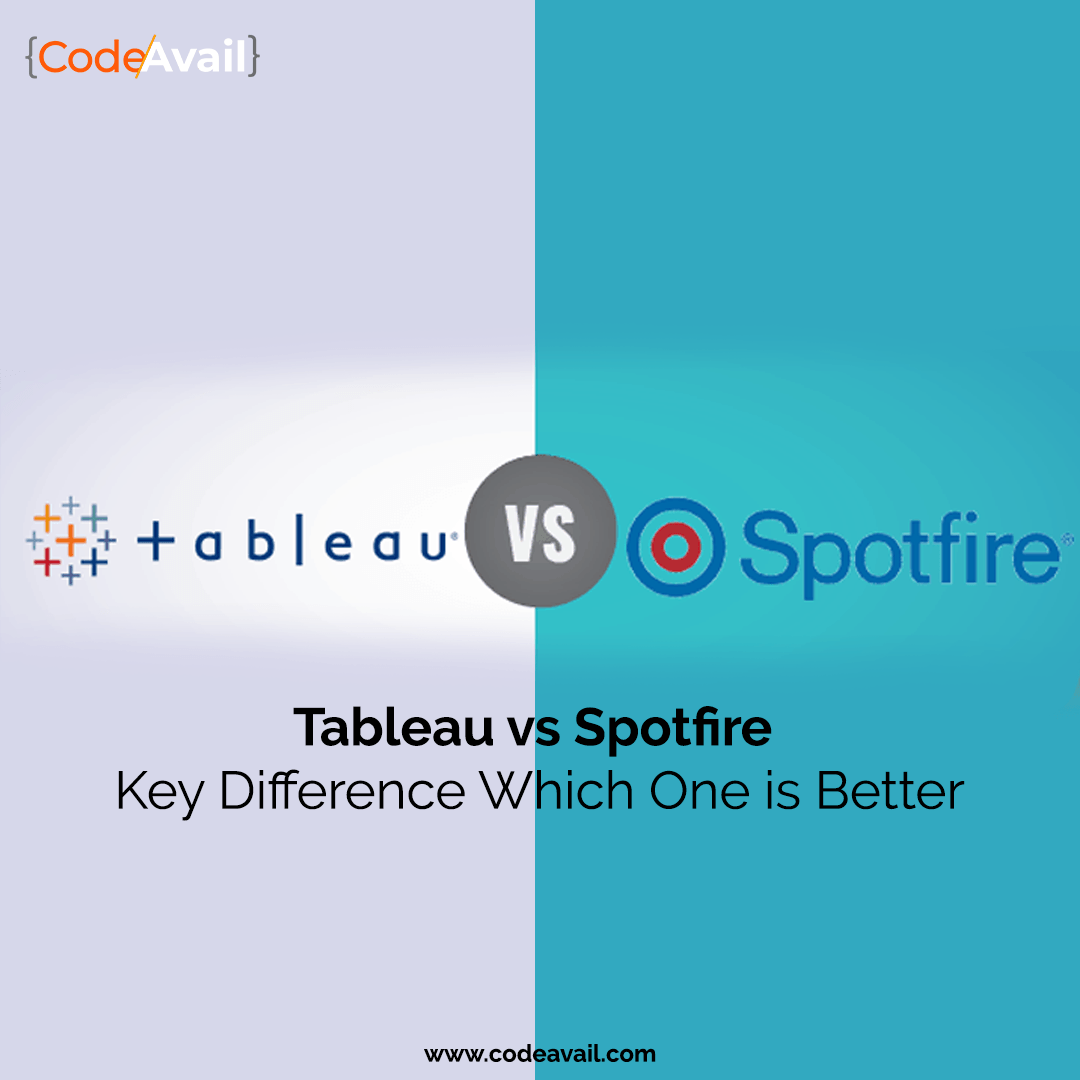 Tableau And Spotfire Both Are Analytics Platform In 2020 Science Homework Computer Science Data Science