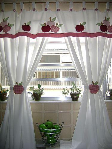 Cortina Flickr Intercambio De Fotos Home Curtains Curtain Decor Diy Curtains