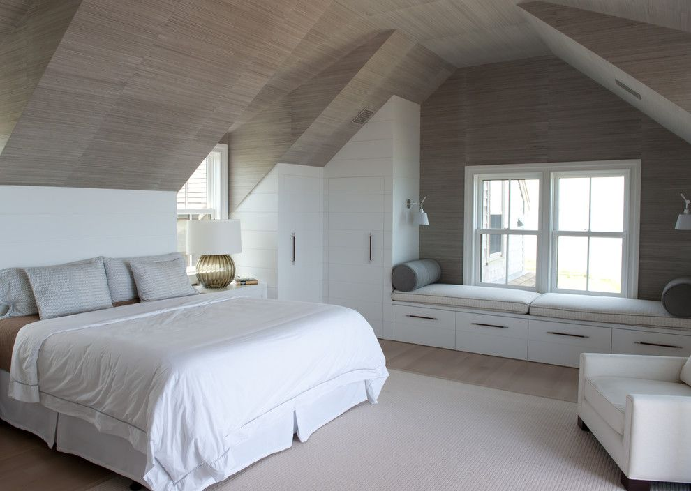 16 Smart Attic Bedroom Design Ideas Makes Me Wish For A Loft Conversion.But  Then I Think Of The Mess And Decide Against It!