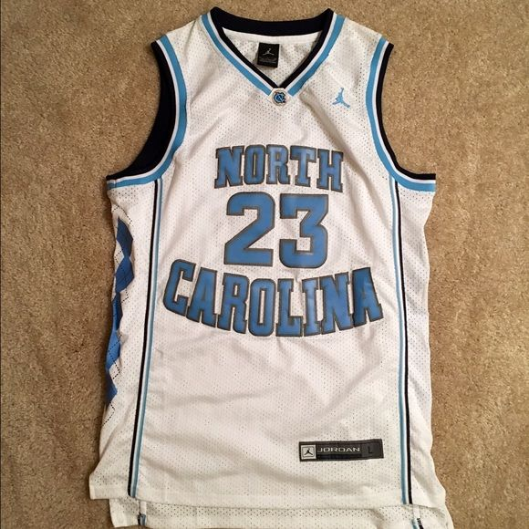 low priced 98578 a961d MICHAEL JORDAN COLLEGE JERSEY never been worn Michael Jordan ...