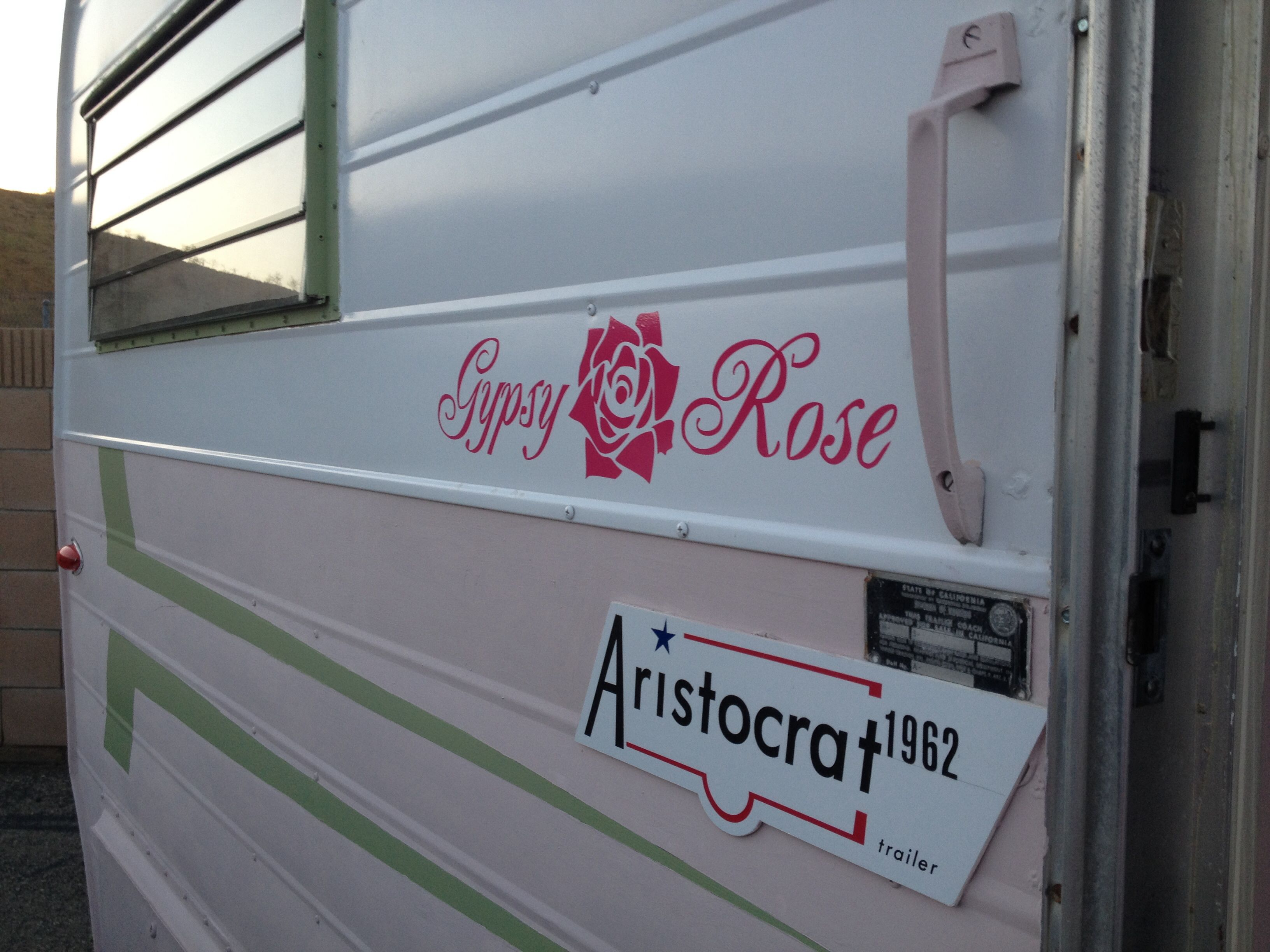 "Sea Gypsy's ""Gypsy Rose"""