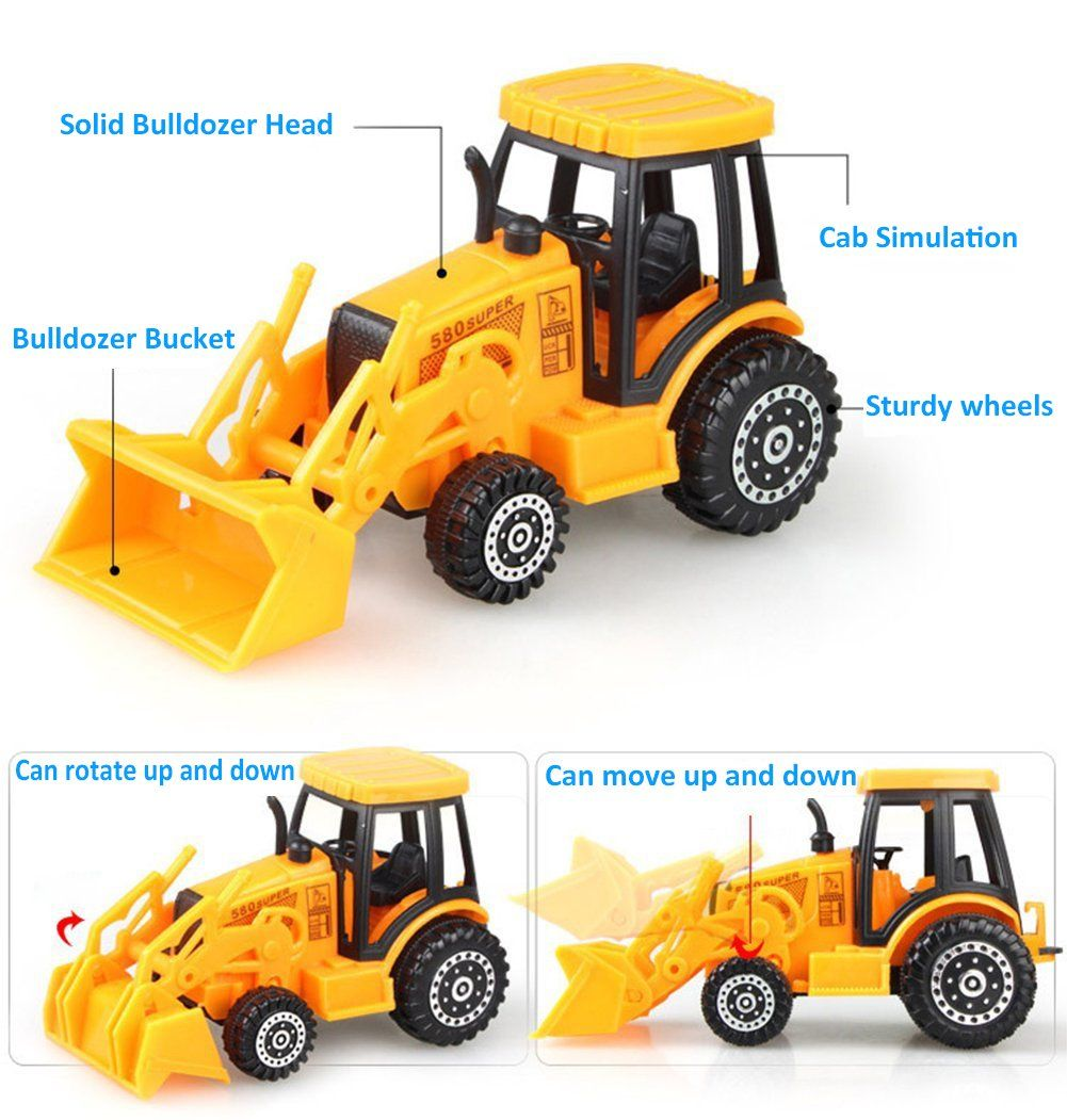 Construction Equipment With Images Sign Language Phrases