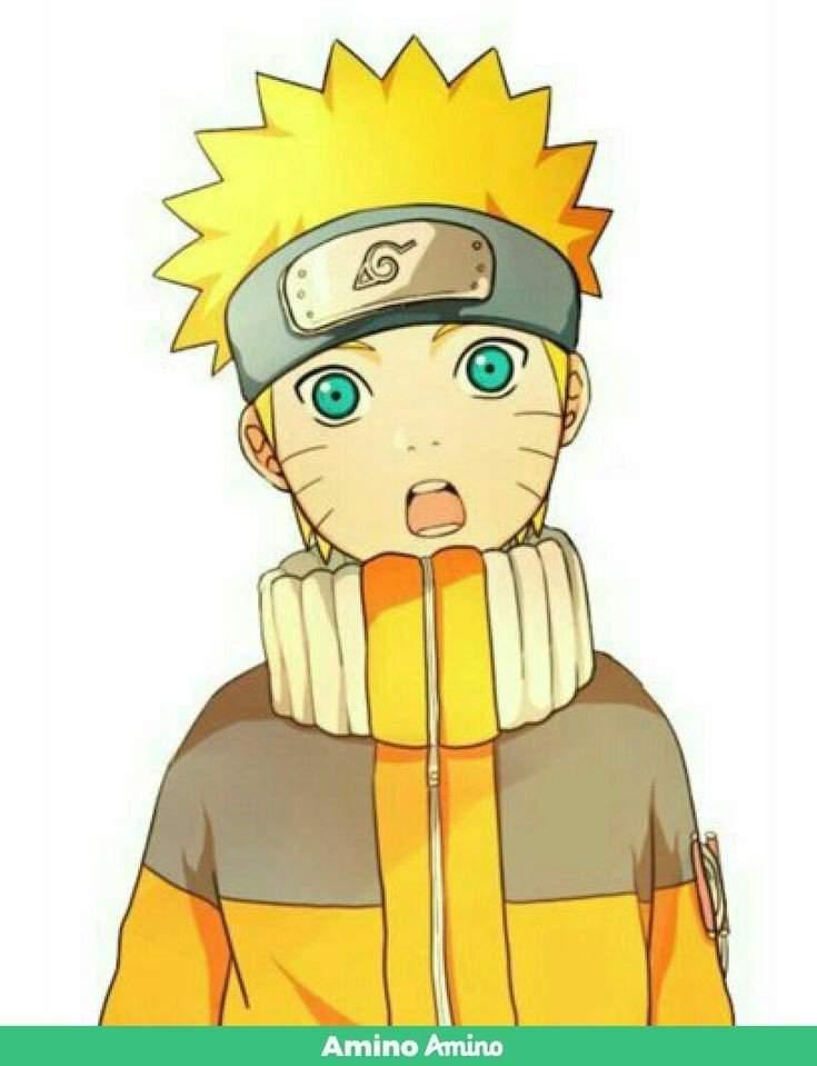 Uzumaki Naruto   •Naruamino• Amino