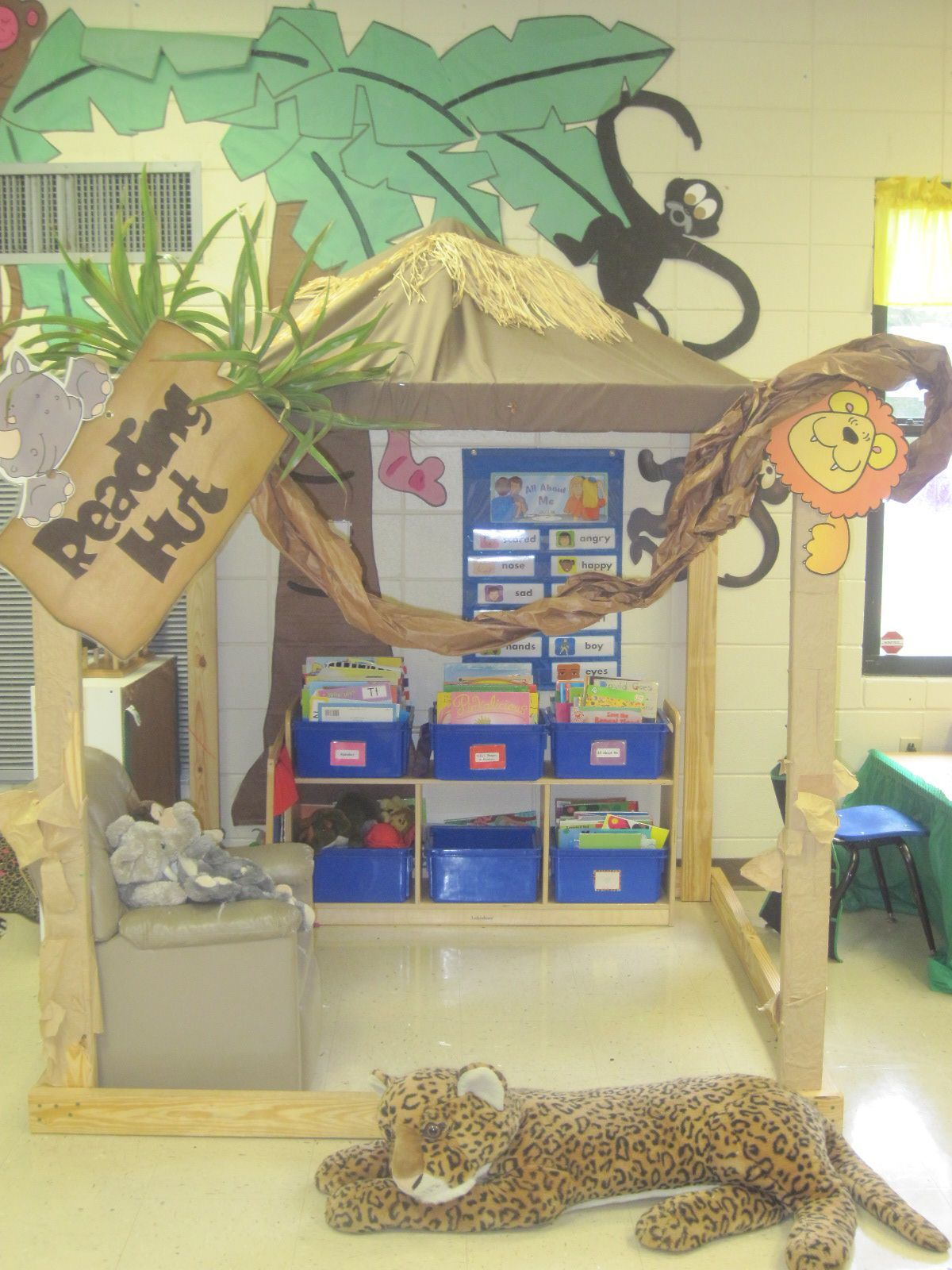 Superb Jungle Theme Classroom Decorating Ideas Part - 9: First Things Firstu2026. Jungle Theme ClassroomClassroom ...