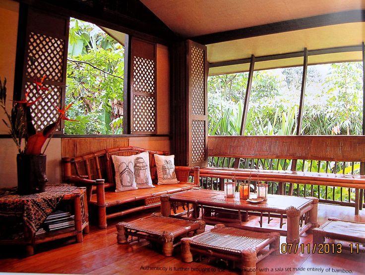 92e56f82fbdceca79935d4d6fde03cc1 Jpg 736 556 Filipino House Bamboo House Design Simple House Design