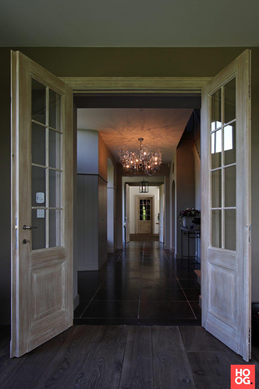 Hal landelijke stijl | hal inrichting | interieur inspiratie ...