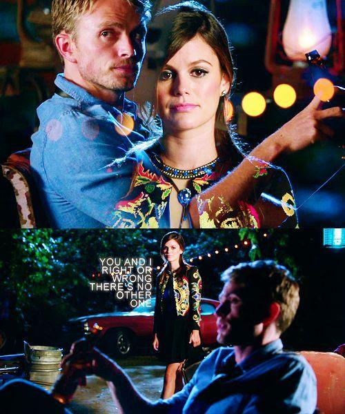 #HartofDixie - Wade & Zoe