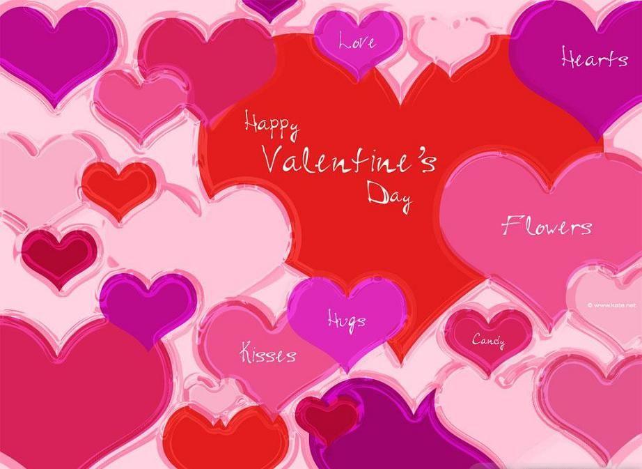 Valentine's Day Screensavers Free Happy Valentine's Day