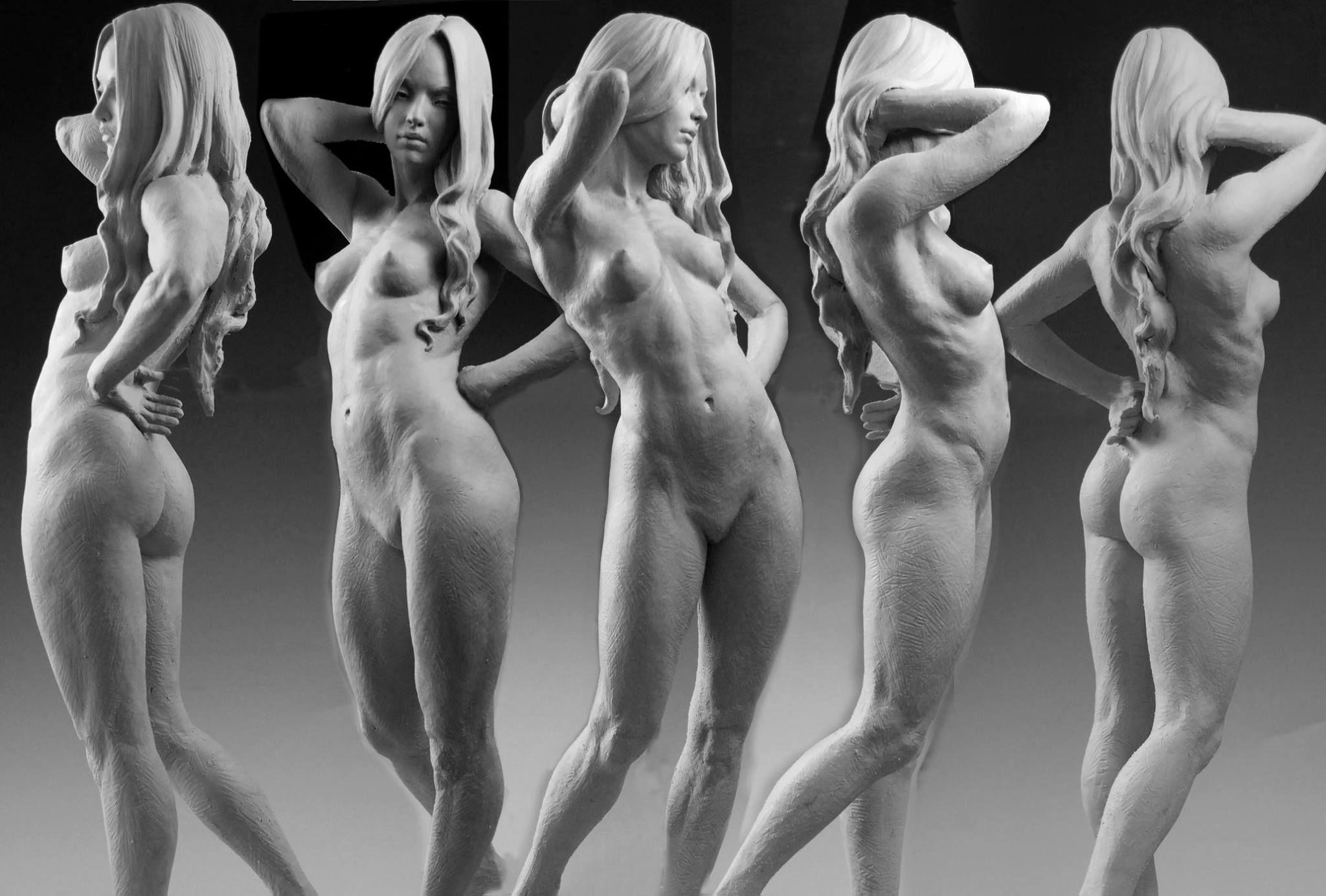 Artistic nude portals