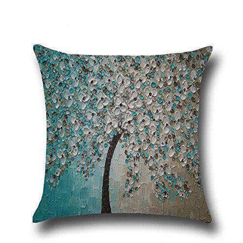 DeMissir Cotton Linen Oil Painting Pillow Case Pillowcase... https://www.amazon.com/dp/B01MECA2W1/ref=cm_sw_r_pi_dp_x_0qcjybPFQSFHP