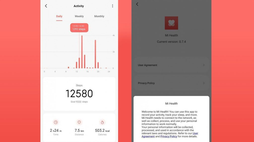 Xiaomi S New Health And Fitness App Mi Health To Track Sleep And More Workout Apps Track Sleep News Health