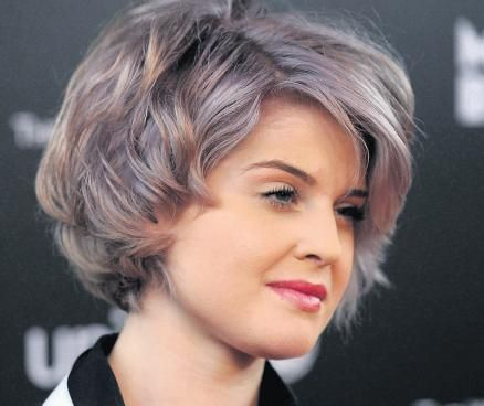 Love her grey hair | Hair Styles for Mature Women | Pinterest ...