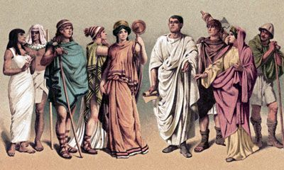 The Changing Tides of Fashion Image Gallery | Ancient greece ...