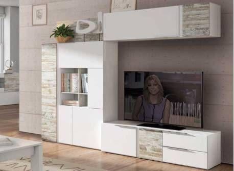 Composici n de mueble de comedor modelo canet soloing for El hipopotamo muebles