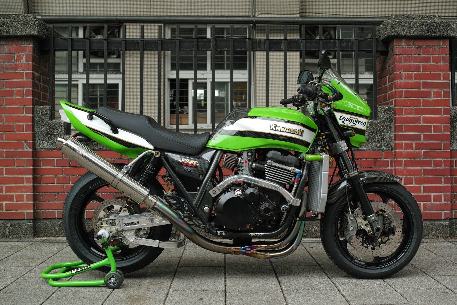 66 best images about ZRX 1200 on Pinterest | 1200 custom