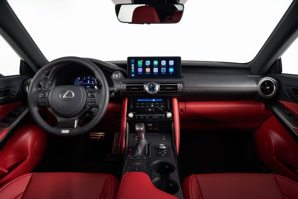View Photos Of 2021 Lexus Is In 2020