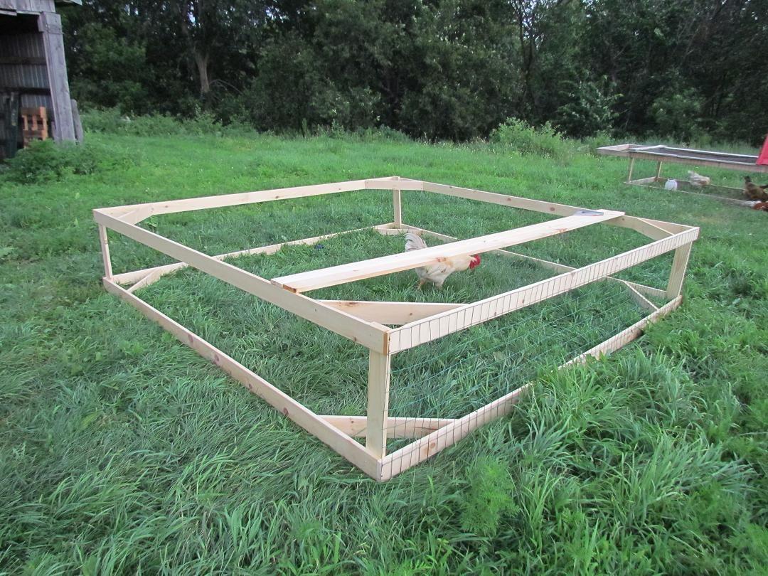 Chicken Tractor Designs Google Search Chickens Pinterest Chicken Tractors And Gardens