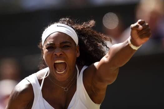 Il ruggito di Serena : Wimbledon, 11/7/2015