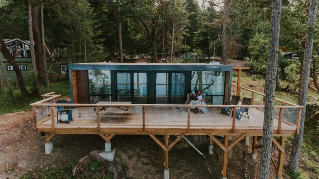 9 shipping container homes you can buy right now