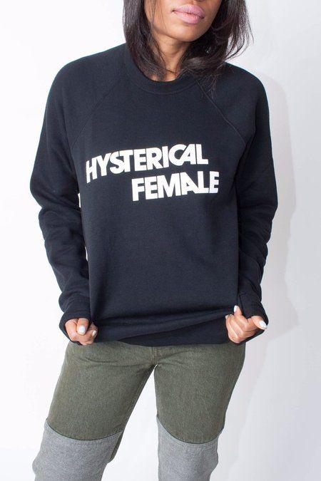 a95bc3be6 Rachel Antonoff Hysterical Female Sweatshirt | Syd style ...