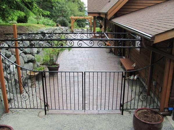 Best Spiral Stairs Built To Fit Railing Gates Deck Rail 400 x 300