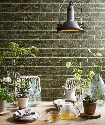Aaronson™ http://www.toppstiles.co.uk/tprod46622/aaronson-gloss-green-tile.html