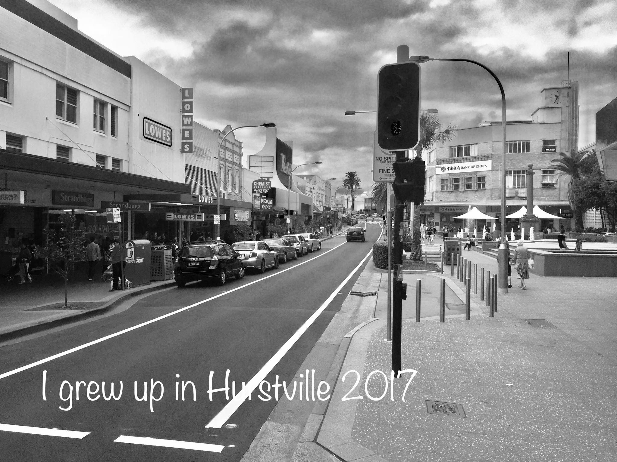 Pin by Sue frances on My home town hurstville Australia