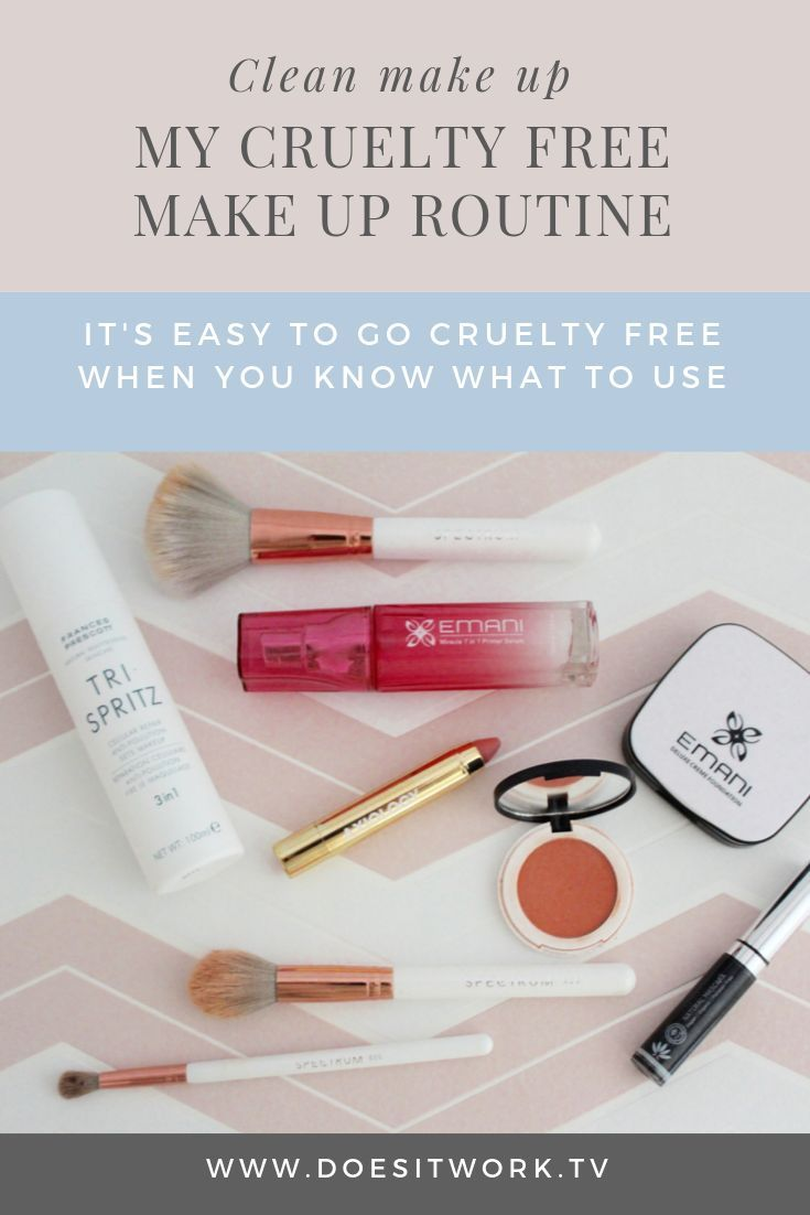 Swapping to a 'clean' makeup routine can be a bit hit and miss – as well as a risk! Will you like 'clean' products as much as your current brands? And will they perform as well? I've hunted down the 'best of the best' vegan and cruelty free make-up, and road-tested them for you.  I've also managed to secure a few discount codes on some of these products for you too!   #crueltyfreemakeup #veganmakeup #cleanmakeup #veganmakeupshare #crueltyfreebeauty
