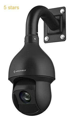 Amcrest Prohd Ptz 20x Optical Zoom Outdoor Poe Ip Camera Speed Dome 1080p 328ft Night Vision Poe 802 3at Ip6 Speed Cameras Ip Security Camera Night Vision