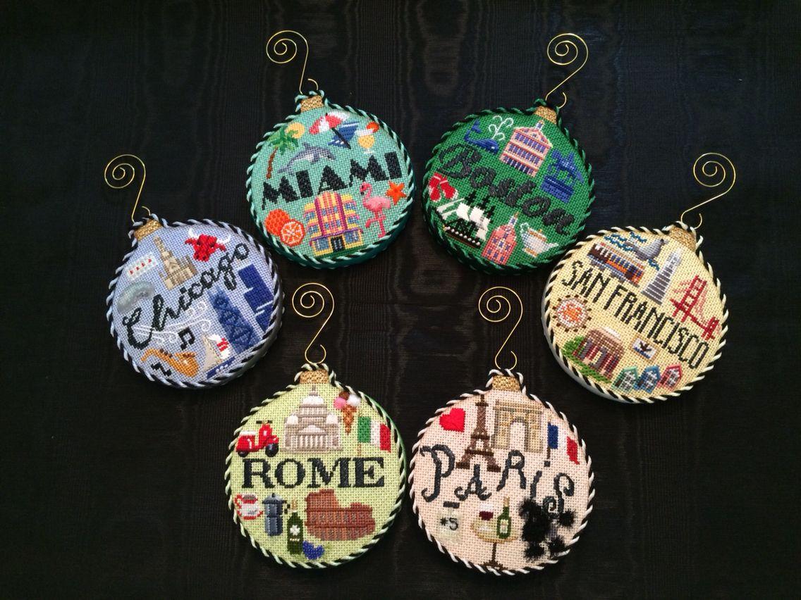 115 best Needle ornament images on Pinterest | Christmas cross ...