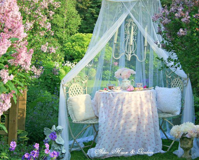 Aiken House  Gardens Our Romantic Garden Favorite Places