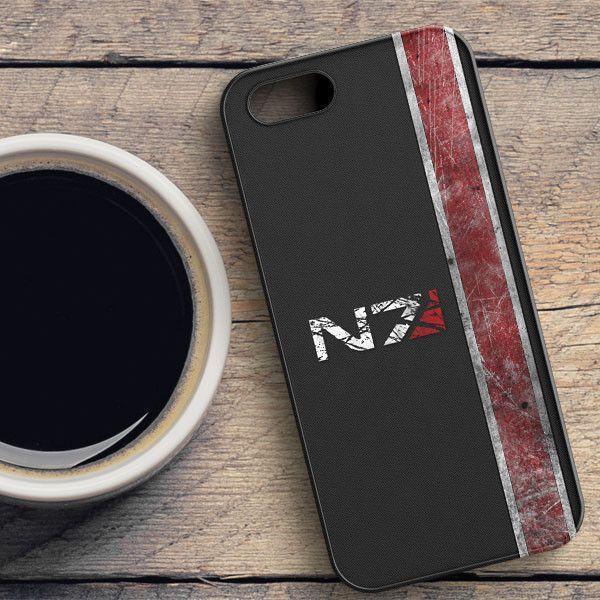 Mass Effect N7 Samsung Galaxy S7 Case | casefantasy