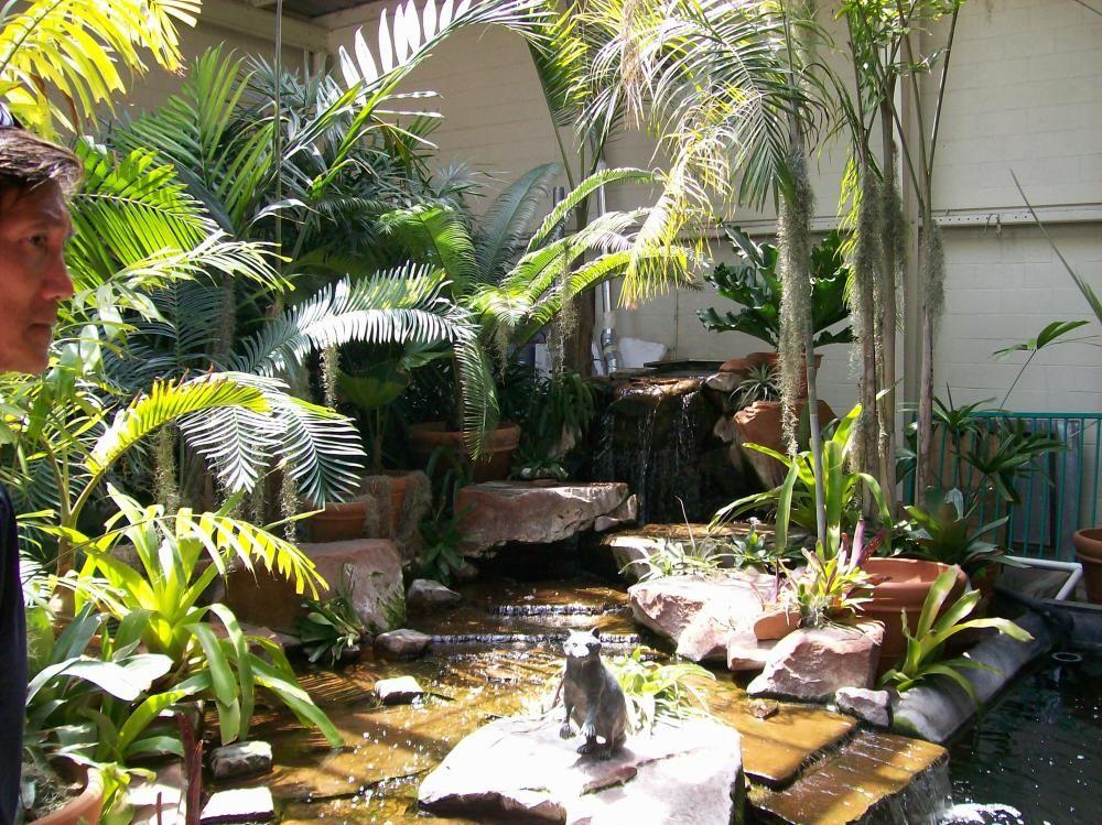 Design 10 cool indoor pond design ideas picture indoor for Indoor koi pond designs